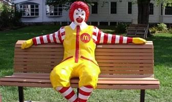 A Triste História de Ronald McDonald